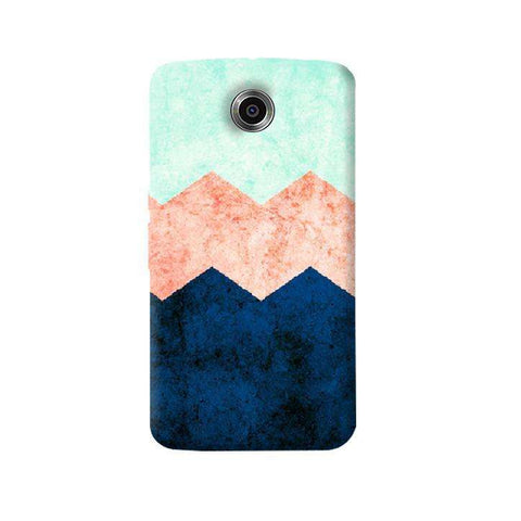 Triple Chevron Nexus 6 Case