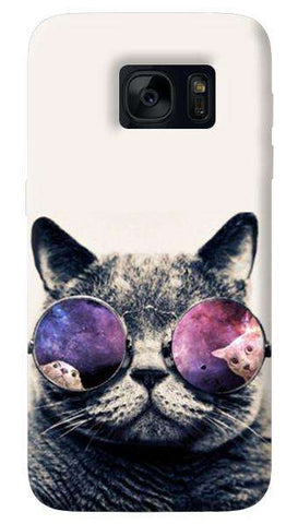 Tripping On Cats   Samsung Galaxy S7 Edge Case