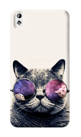 Tripping On Cats HTC Desire 820 Case