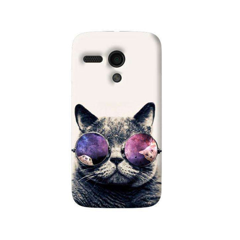 Tripping On Cats Moto G Case