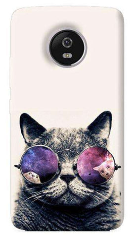 Tripping On Cats Motorola Moto G5 Plus Case