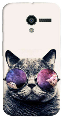 Tripping On Cats Motorola Moto X Case