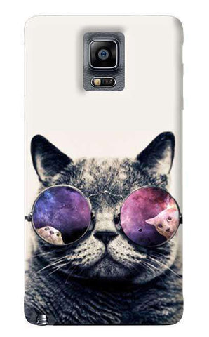 Tripping On Cats Samsung Galaxy Note 4 Case