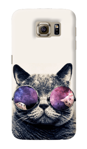 Tripping On Cats Samsung Galaxy S6 Case