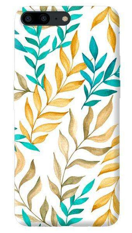 Tropical Leaves Oneplus 5 Case