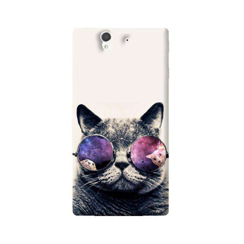 Trpping On Cats Sony Xperia Z Case