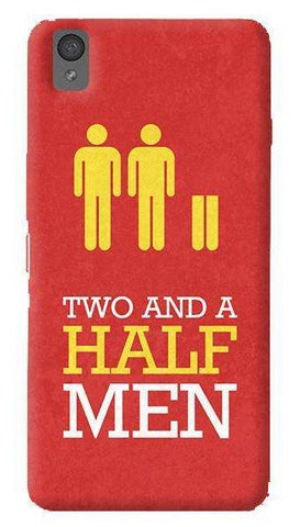 Two and a Half Men  Oneplus X Case