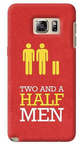 Two and a Half Men  Samsung Galaxy Note 5 Case