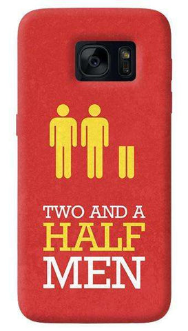 Two and a Half Men  Samsung Galaxy S7 Case
