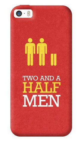 Two and a Half Men Apple iPhone 5/5S Case