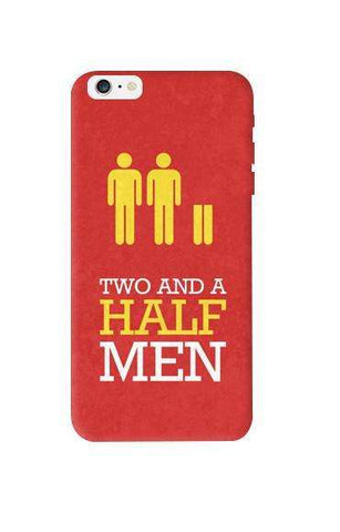 Two and a Half Men Apple iPhone 6 Plus Case