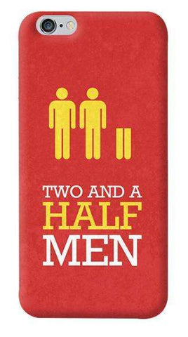 Two and a Half Men Apple iPhone 6/6S Case
