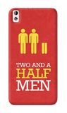 Two and a Half Men HTC Desire 816 Case