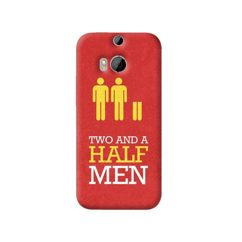 Two and a Half Men HTC One 8 Case