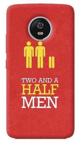 Two And A Half Men Motorola Moto G5 Plus Case