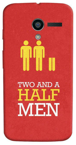 Two and a Half Men Motorola Moto X Case