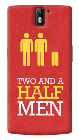Two and a Half Men Oneplus One