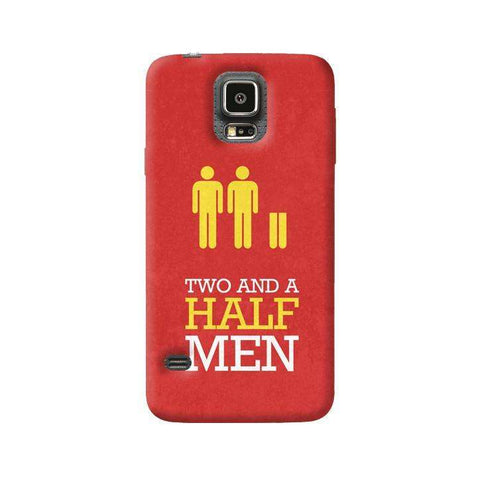 Two and a Half Men Samsung Galaxy S5 Case