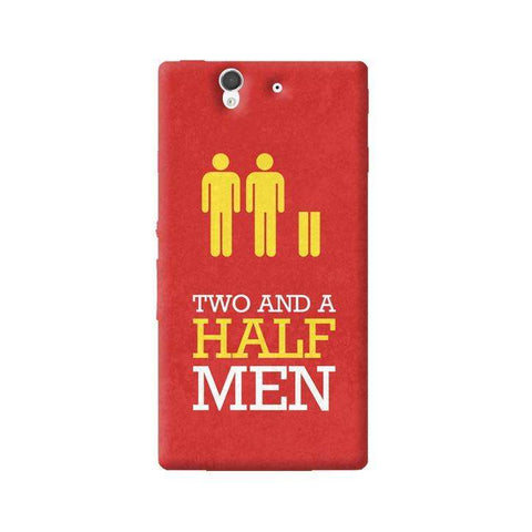 Two and a Half Men Sony Xperia Z Case