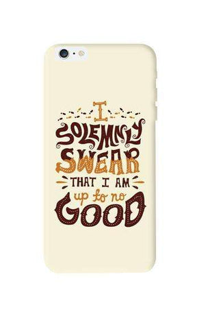 Upto no Good Apple iPhone 6 Plus Case