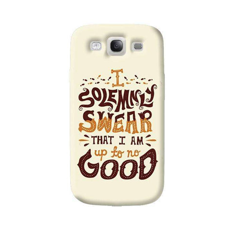Upto no Good Samsung Galaxy S3 Case