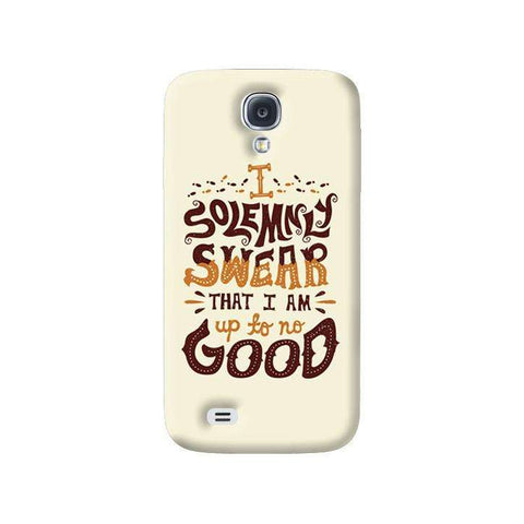 Upto No Good Samsung Galaxy S4 Case