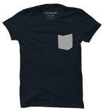 Venice Blue and Grey T-Shirt