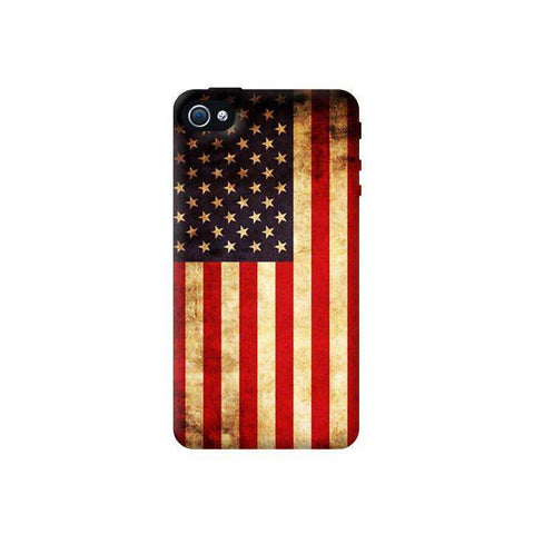Vintage America Apple iPhone 4/4S Case