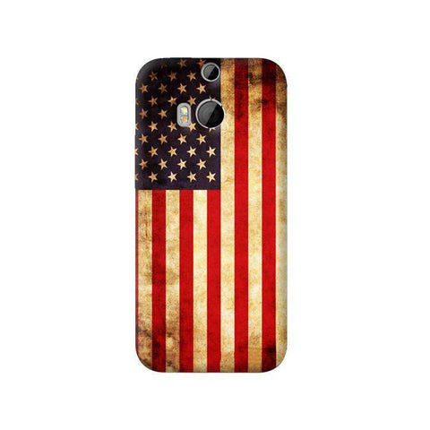 Vintage America HTC One M8 Case