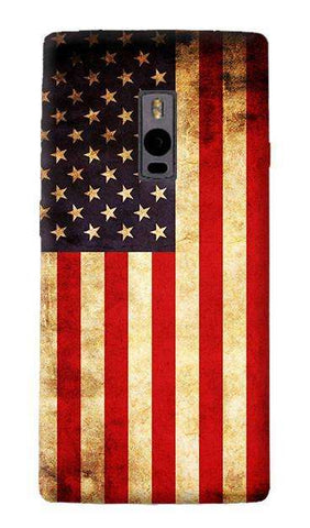 Vintage America OnePlus Two Case