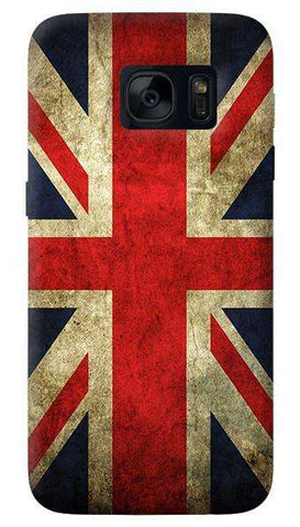 Vintage Britain   Samsung Galaxy S7 Edge Case