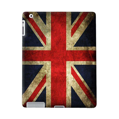 Vintage Britain Apple iPad Case
