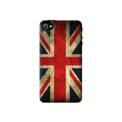 Vintage Britain Apple iPhone 4/4S Case