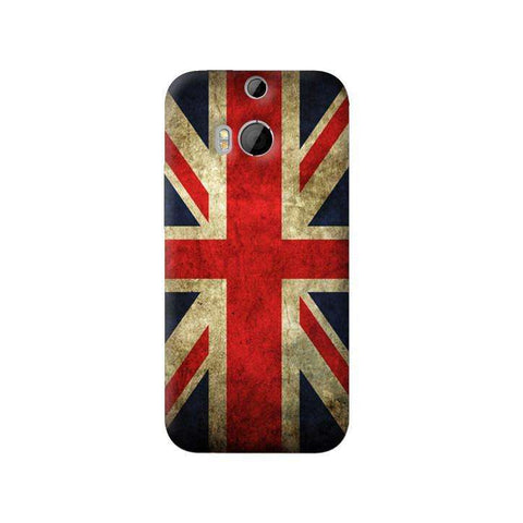 Vintage Britain HTC One M8 Case