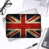 Vintage Britain Laptop Sleeve