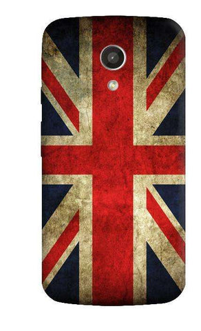 Vintage Britain Motorola Moto G 2nd Gen Case