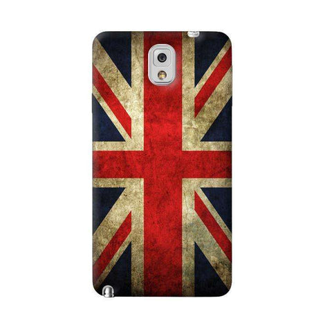 Vintage Britain Samsung Galaxy Note 3 Case