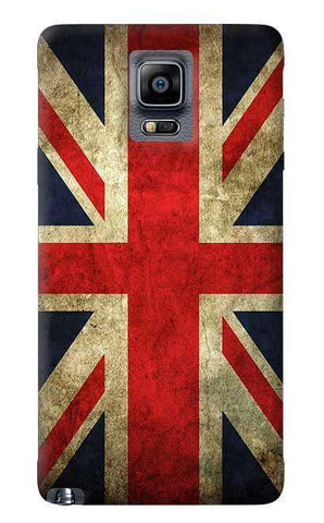 Vintage Britain Samsung Galaxy Note 4 Case