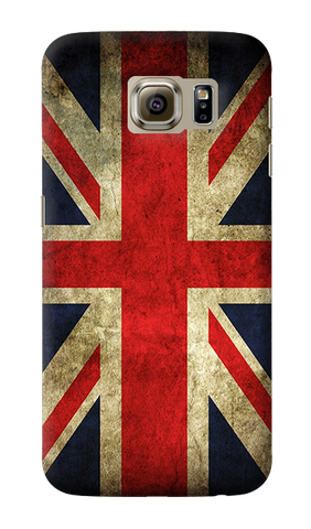 Vintage Britain Samsung Galaxy S6 Case