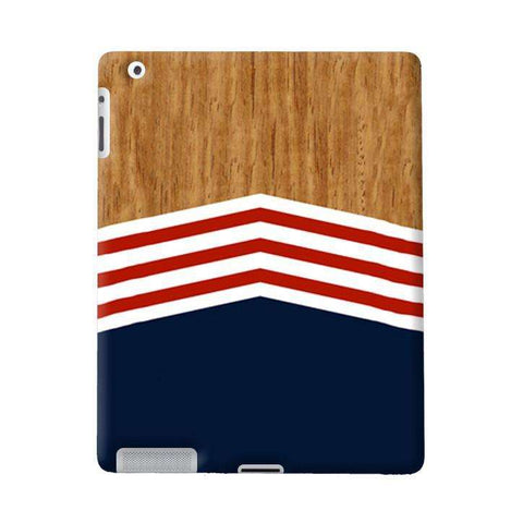 Vintage Rower Apple iPad Case