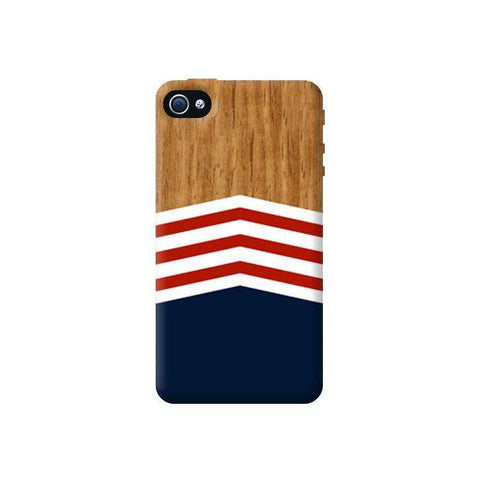 Vintage Rower Apple iPhone 4/4S Case
