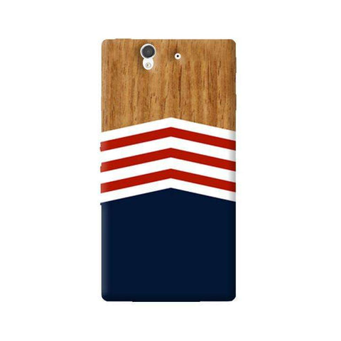 Vintage Rower Sony Xperia Z Case
