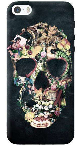 Vintage Skull  Apple iPhone 5/5s Case