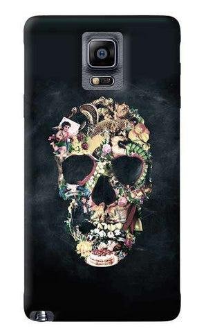 Vintage Skull  Samsung Galaxy Note 4 Case