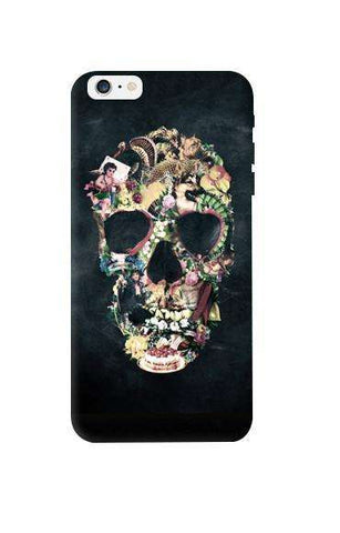 Vintage Skull Apple iPhone 6 Plus Case