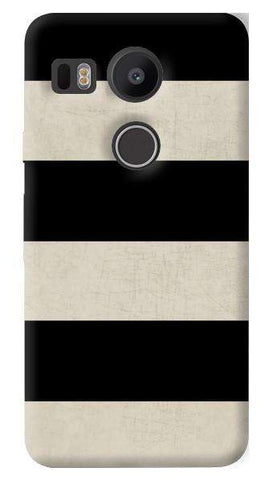 Vintage Stripes   Nexus 5X Case