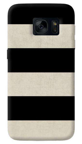 Vintage Stripes   Samsung Galaxy S7 Edge Case
