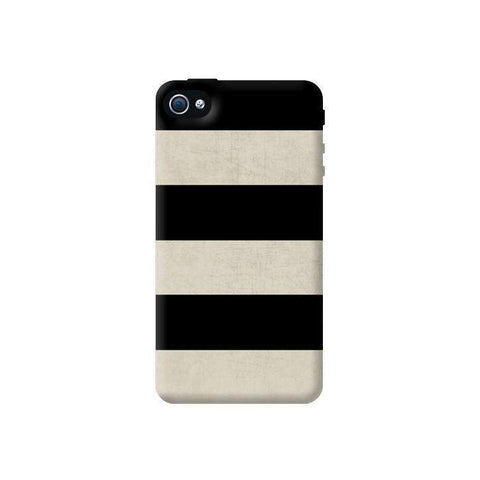 Vintage Stripes Apple iPhone 4/4S Case
