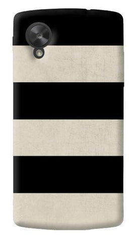 Vintage Stripes LG Nexus 5 Case