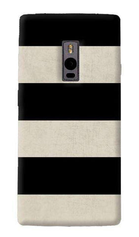 Vintage Stripes OnePlus Two Case
